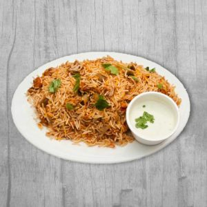 Chicken Pulao Milkbar