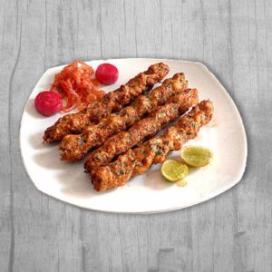 Chicken Seekh Kebab Milkbar