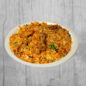 Hyderabadi Biryani (Chicken) Milkbar