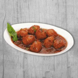Mix Vegetable Manchurian Milkbar