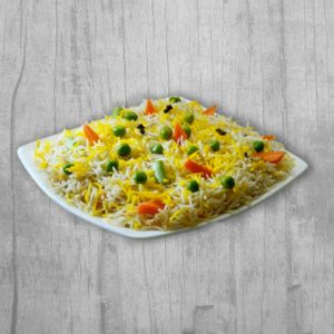 Mixed Vegetable Pulao Milkbar