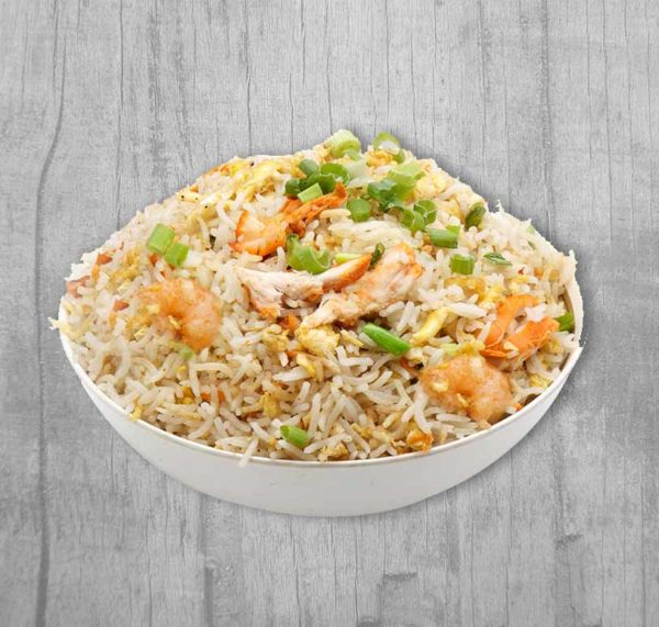 Singapuri Fried Rice