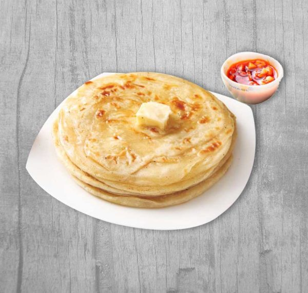 Stuff Parantha with Curd