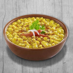 Yellow Dal Tadka Milkbar