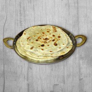 Butter Parantha Milkbar