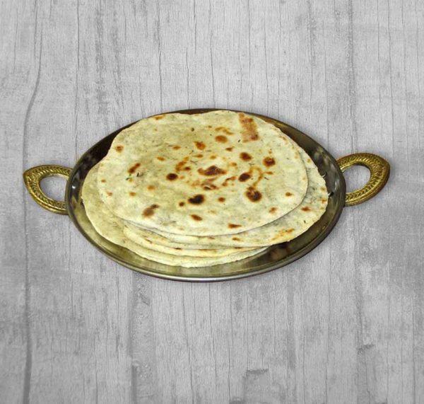 Butter Parantha