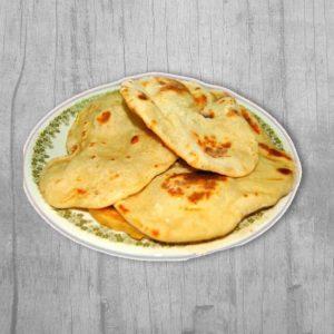 Cheese Naan Milkbar