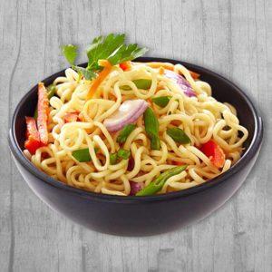 Chicken Hakka Noodles Milkbar