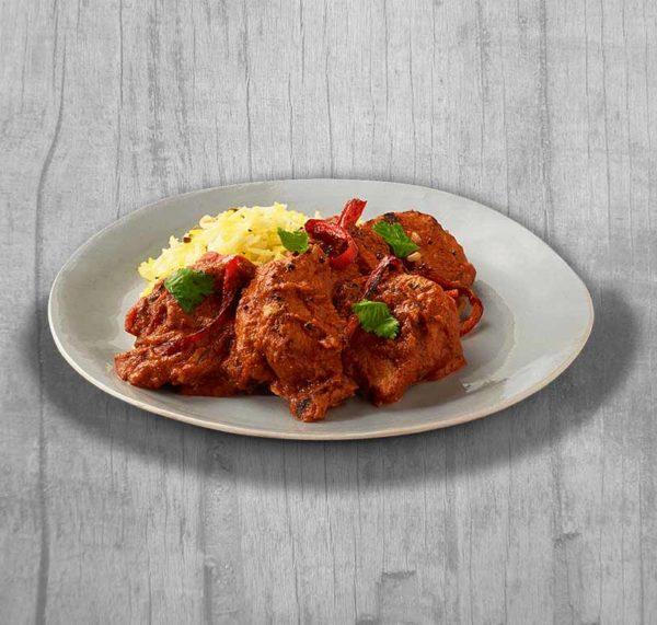 Chicken Punjabi