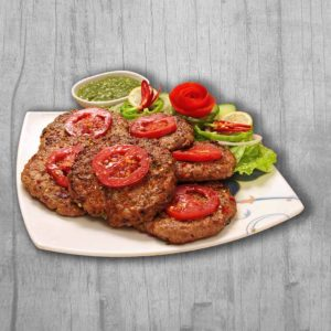 Chicken Shami Kebab Milkbar