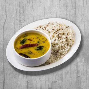 Dal Yellow & Chawal Milkbar