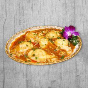 Egg Curry Milkbar