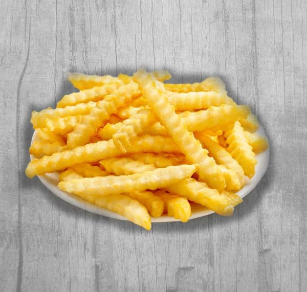 FLoaded rench Fries