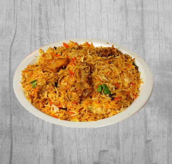 Hyderabadi Biryani (Chicken)