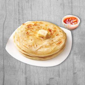 Stuff Parantha with Curd Milkbar