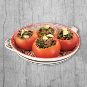 Stuffed Tomato Milkbar
