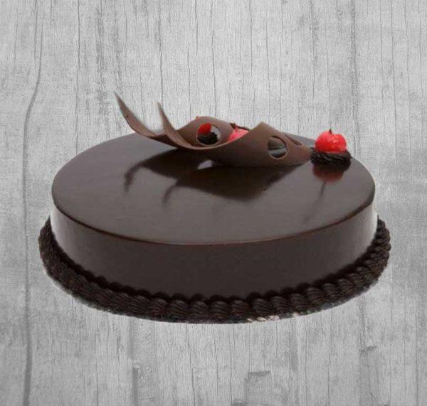 sweet truffle cake